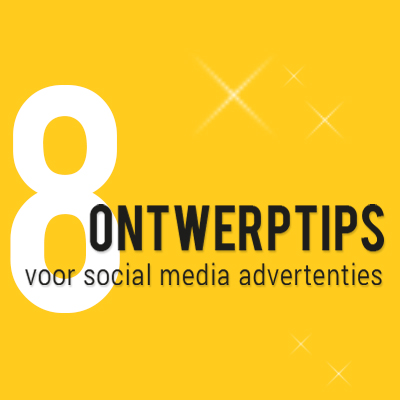8 ontwerptips voor social media advertenties