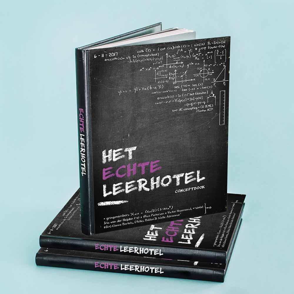 Leerhotel het klooster conceptboek